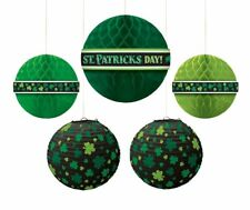 Amscan Party Supplies, St. Patrick's Day Hanging Bouquet, Party Decorations,...