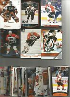 1990-2006 PHILDELPHIA FLYERS  HOCKEY 175+  CARD LOT