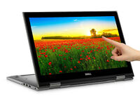 "NEW Dell Inspiron 2-in-1 15.6"" FHD Touch i7-8550U 4GHz 8GB 1TB HDD Backlit Key"