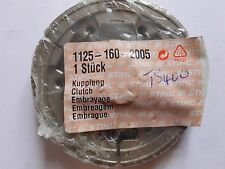 GENUINE STIHL CLUTCH ASSY 1125 160 2005 SUITABLE FOR TS400 TS410 TS420 MODELS