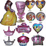 PRINCESS BELLE BEAUTY AND THE BEAST BALLOON GIRL THEME PARTY SUPPLIES DECORATION
