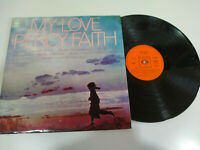 """Percy Faith My Love Spain Edition 1973 CBS - LP Vinilo 12"""" VG/VG"""