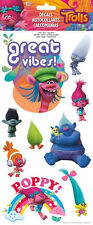 TROLLS MOVIE wall stickers 9 decals room decor Poppy Branch Bergens Creek dolls