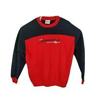 Chase Authentics Dale Earnhardt Jr Nascar 8 Sweatshirt USA Men Large L Budweiser