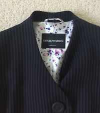 EMPORIO ARMANI WOMENS SPRING SUIT - JACKET and PANTS - SIZE 8-10