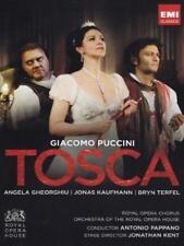 Angela Gheorghiu - Puccini Tosca Royal Opera House 2011 (NEW DVD)