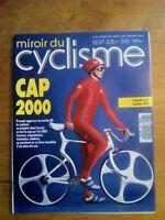 MIROIR DU CYCLISME 1990 N°428  CALENDRIER ET EQUIPES