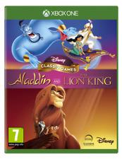 Disney Classic Games: Aladdin + The Lion King - Xbox ONE - Neu & OVP - EU