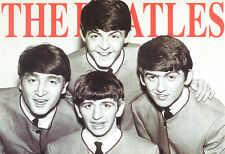 The BEATLES SPC 2634 Made In UK Heroes Carte Postale / Postcard