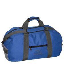 LARGE 100 ltr CARGO BAG holdall gym sports travel BLUE