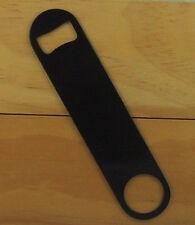 Pro-Cap Black Bartenders Speed Blade Bottle Opener. Stainless Steel NEW!!