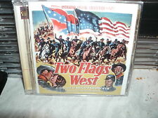 TWO FLAGS WEST/ NORTH TO ALASKA,INTRADA SOUNDTRACK LTD