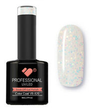 VB-820 VB™ Line Confetti Glitter Saturated - UV/LED soak off gel nail polish