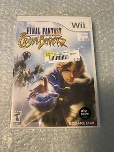 Final Fantasy Crystal Chronicles: The Crystal Bearers (Nintendo Wii, 2009)Sealed