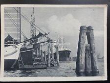 Germany: HAMBURG PORT - 14539/43 - Old Postcard
