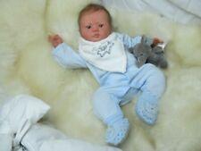 Reborn Reallife Baby Martjew Teil - Cuddlebaby Bausatz Rebornbaby ninisingen