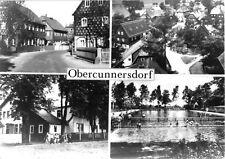 AK, Obercunnersdorf Kr. Löbau, vier Abb., 1975
