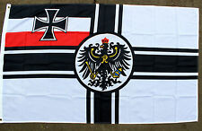 WW1 GERMANY NAVY BATTLE FLAG 3 x 5