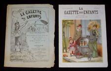 The Gazette of Enfants (No No 35 the 4 September 1892)