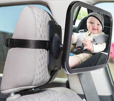 Car Rear Seat Baby Mirror Rearview Mirror 360° Adjustable Observe Protect Child