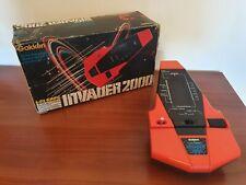 INVADER 2000 GAKKEN TABLETOP HANDHELD LSI GAME 1982 VINTAGE