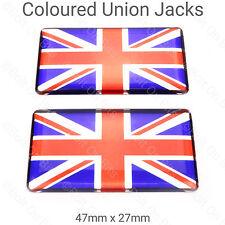 Union Jack Badges MG Rover ZR 180 ZS ZT ZT-T V8 260