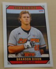 Brandon Dixon 2018/19 Australian Baseball League Cincinnati Reds Adelaide Bite