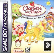 CHARLOTTE AUX FRAISES              -----   pour GAME BOY ADVANCE
