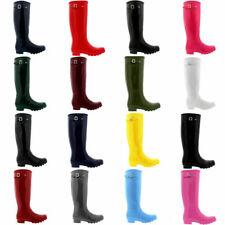Ladies  Womens Winter Waterproof  Wellies Wellington Boots Size 3 4 5 6 7 8 9