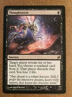 Thoughtseize Black Sorcery Lorwyn  Used MtG Magic the Gathering Rare