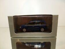 MINICHAMPS VW VOLKSWAGEN TOURAN -  BLUE 1:43 - EXCELLENT IN DEALER BOX