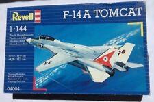 Revell 04004 1:144 F-14A Tomcat in OVP  - Nuevo - Completo con manual y caja