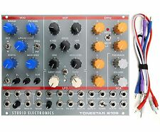 Studio Electronics Tonestar 8106 : Eurorack Module NEW w/ 6 pack of Nazca Cables