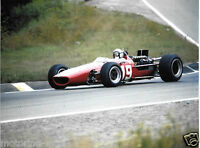 BRUCE MCLAREN BRM M5A CANADIAN GRAND PRIX GP MOSPORT PARK F1 1967 PHOTOGRAPH