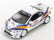 Peugeot 307 WRC Cuoq - Pain Winner Rally Touquet 2006 1:43