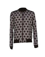 Dolce&Gabbana 2 sided gray/violet jacket, size 48, excellent condition