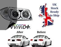VViViD+ Air Tint Smoke Tail light - Headlight Film 50cm x 152cm (20'' x 60'')