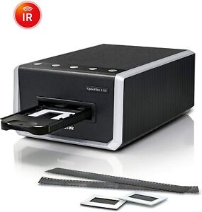 Plustek OpticFilm 135i - 35mm Dia/ Negativ Filmscanner (auto Stapel-Scannen)