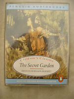 CASSETTE TAPES SECRET GARDEN FRANCIS HODGSON BURNETT double tape