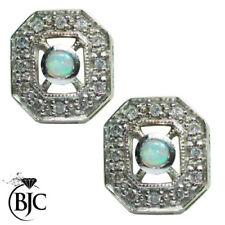 Orecchini di lusso con gemme multicolore naturale diamante