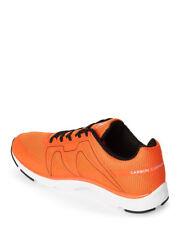 EA7 EMPORIO ARMANI Orange Vigor Training Sneakers US 11.5 $220