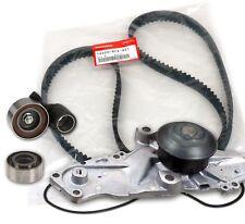 For Honda V6 OEM Timing Belt & Water Pump KIT Factory Parts Genuine Aisin Koyo