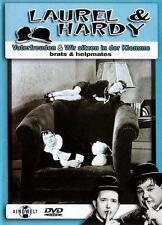 DVD LAUREL & HARDY - VATERFREUDEN / WIR SITZEN IN DER KLEMME # Dick & Doof ++NEU