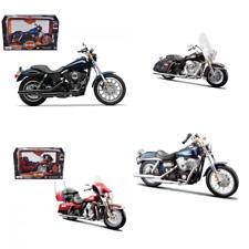 Harley-Davidson 1:12 Escala Modelo Motocicleta Moto Harley Davidson