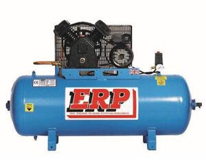 ERP Air Compressor Single Phase 3HP 200L [EW18/200]
