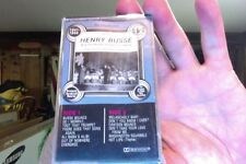 Henry Busse & Shuffle Rhythm Orchestra- Uncollected  Vol. 2- new/sealed cassette