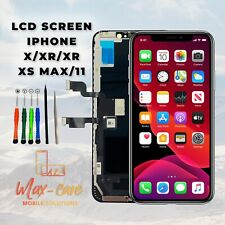 iPhone 11 XS MAX XR XS OEM Quality OLED Screen Display Digitizer Replacement USA