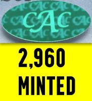 1880 NGC AU58 CAC Mintage 2,960 🔴Near Prooflike 🔵Sleeper! $2.50 Quarter Eagle