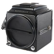 Hasselblad 500C/M Body Only with WLF + Screen + Crank ( Black )