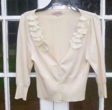 DARLING  ladies cardigan Size L (14)